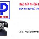 Báo Giá Thi Công Lắp Đặt Nhôm Hệ PMA