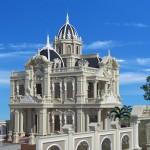 Thiết Kế Thi Công Biệt Thự Pháp Cổ Đẹp Rẻ
